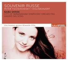 Baiba Skride - Souvenir Russe, CD