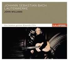 Johann Sebastian Bach (1685-1750): Lautenwerke BWV 995-997, CD