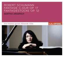 Robert Schumann (1810-1856): Fantasie op.17, CD
