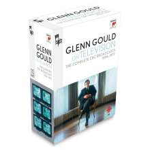 Glenn Gould On Television - The Complete CBC Broadcasts, 10 DVDs