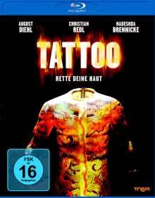 Tattoo (Blu-ray), Blu-ray Disc