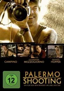 Palermo Shooting, DVD