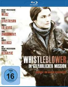 Whistleblower (Blu-ray), Blu-ray Disc