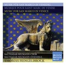 Musik für San Marco in Venedig, CD