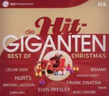 Die Hit-Giganten: Best Of Christmas, 3 CDs