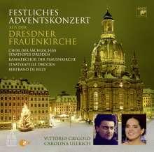 Festliches Adventskonzert aus der Dresdner Frauenkirche, CD