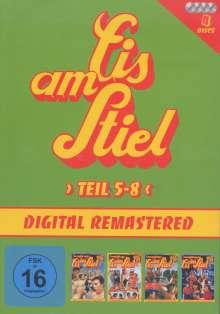 Eis am Stiel 5-8, 4 DVDs