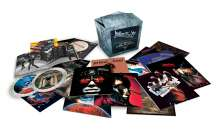 Judas Priest: The Complete Albums Collection (Limited-Edition), 19 CDs