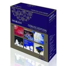 Genuss Momente - Weihnachten I (Die ZEIT-Edition), 6 CDs