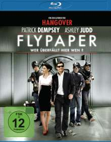 Flypaper (Blu-ray), Blu-ray Disc
