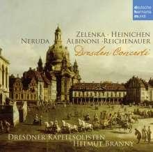 Dresden Concerti, CD