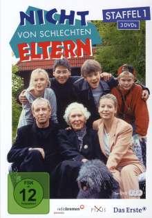 Nicht von schlechten Eltern Staffel 1, 3 DVDs