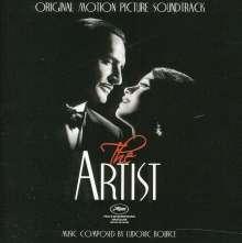 Filmmusik: The Artist, CD