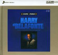 Harry Belafonte: Live In Concert At The Carnegie Hall (Limited Edition) (K2 HD Mastering), 2 CDs