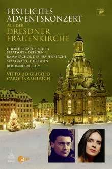 Festliches Adventskonzert aus der Dresdner Frauenkirche, DVD