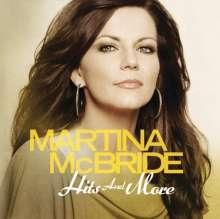 Martina McBride: Hits And More, CD