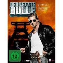 Der letzte Bulle Staffel 1, 3 DVDs