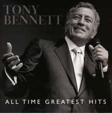 Tony Bennett (geb. 1926): All Time Greatest Hits, CD