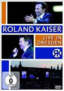 Roland Kaiser: Live in Dresden 2011, DVD