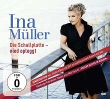 Ina Müller: Die Schallplatte - nied opleggt (Sonderedition CD + DVD), CD