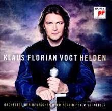 Klaus Florian Vogt - Helden, CD