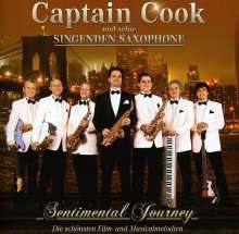 Captain Cook & Seine Singenden Saxophone: Sentimental Journey, CD