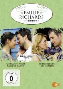 Emilie Richards: Sehnsucht nach Paradise Island / Entscheidung, DVD