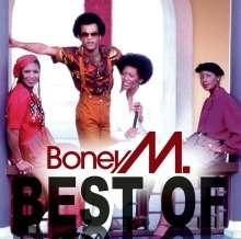 Boney M.: The Best Of Boney M., CD
