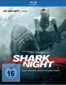 Shark Night (Blu-ray), Blu-ray Disc