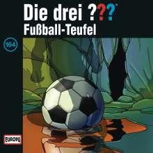 Die drei ??? (Folge164) Fußball-Teufel, CD