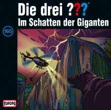 Die drei ??? (Folge 165) - Im Schatten des Giganten, CD