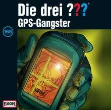 Die drei ??? (Folge168) - GPS-Gangster, CD