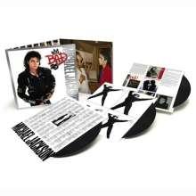 Michael Jackson: Bad (25th Anniversary Edition), 3 LPs