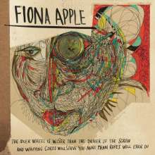 Fiona Apple: The Idler Wheel Is Wiser Than The Driver Of The Screw & Whipping Cords Will Serve You More Than Ropes Will Ever Do, CD