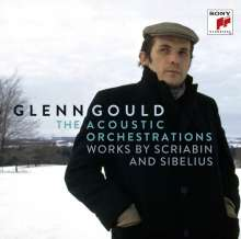 Glenn Gould - The Acoustic Orchestrations, 2 CDs