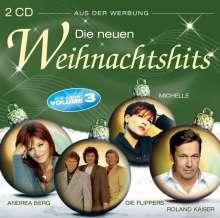 Die neuen Weihnachtshits Vol.3, 2 CDs