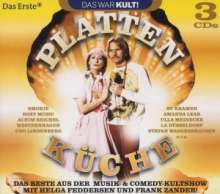WDR Kult-Klassiker: Plattenküche, 3 CDs