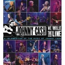 We Walk The Line: A Celebration Of The Music Of Johnny Cash (CD + DVD), 1 CD und 1 DVD