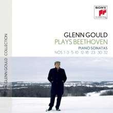 Glenn Gould plays... Vol.8 - Beethoven, 6 CDs