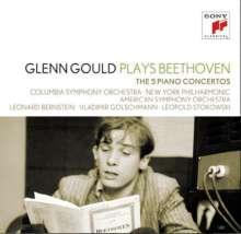 Glenn Gould plays... Vol.10 - Beethoven, 3 CDs