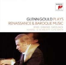 Glenn Gould plays... Vol.18 - Renaissance & Baroque Music, 2 CDs