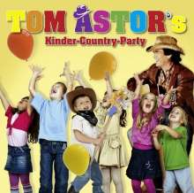 Tom Astor: Kinder-Country-Party, CD