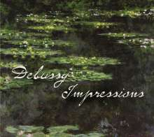 Claude Debussy (1862-1918): Impressions - The Great Music of Debussy, 2 CDs