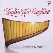 Edward Simoni - Zauber der Panflöte, CD