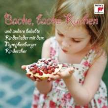 Nymphenburger Kinderchor - Backe, backe Kuchen, CD