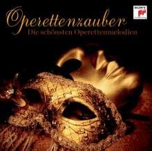 Operettenzabuer - Die schönsten Operettenmelodien, CD