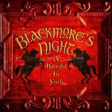 Blackmore's Night: A Knight In York (2LP + CD), 3 LPs