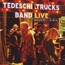 Tedeschi Trucks Band: Everybody's Talkin' (Live) (Jewelcase), 2 CDs
