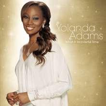 Yolanda Adams: What A Wonderful Time, CD