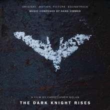 Hans Zimmer (geb. 1957): Filmmusik: The Dark Knight Rises (O.S.T.), CD